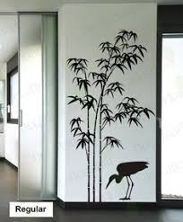 Home Decor Tree Large Bamboo Tree Branch Removable Vinyl Wall Decals Sticker Wall