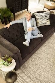 ellen degeneres u0027 new home collection looks so comfy today com