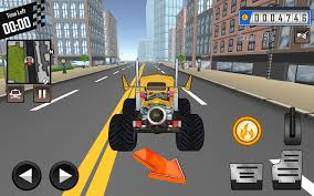 monster truck video game police vs mafia monster trucks android apps on google play