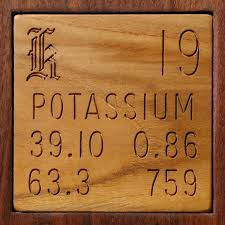 Potassium On Periodic Table Facts Pictures Stories About The Element Potassium In The