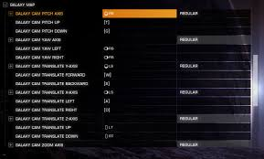 Elite Dangerous Galaxy Map Vr Galaxy Map With Gamepad