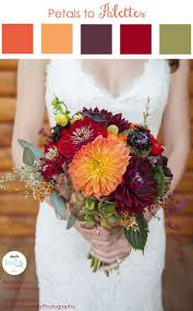 fall wedding color palette fall wedding colors new wedding ideas trends luxuryweddings