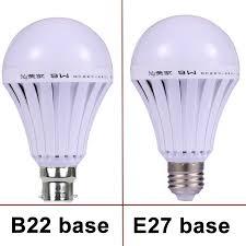 what is an e27 light bulb magical e27 led ls 5w 7w 9w 12w b22 emergency light bulb e27 led