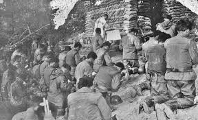 History Of The Filipino Flag The Philippine Expeditionary Force To Korea Peftok 1950 1955