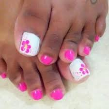my summer toes by radid nail art gallery nailartgallery nailsmag