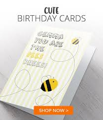 personalised birthday cards from 1 49 gettingpersonal co uk