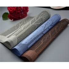 table mats and coasters online shop kitchen bar hotel non slip coasters western placemat