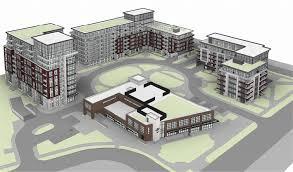 building site plan etobicoke s backyard condos advances with site plan