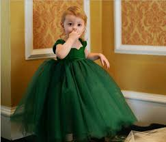 express new years dresses 2018 korean gown baby tulle tutu dress flower