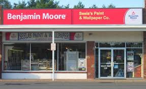 benjamin moore stores seela s paint and wallpaper benjamin moore paint wayne nj