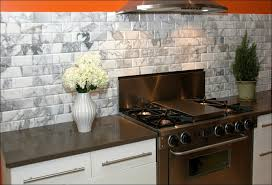Rock Backsplash Kitchen by Stacked Stone Backsplash Kitchen Glass Subway Tile Backsplash