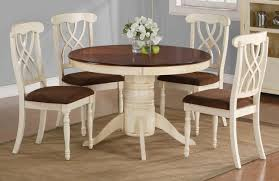 Modern Round Kitchen Tables Round Kitchen Table And Chairs Kitchens Design