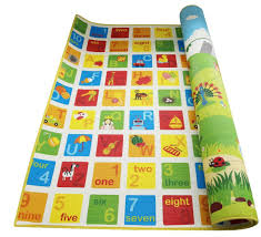 amazon com hape baby play mat for floor 70 x 59 inches