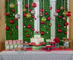 holiday design catering works