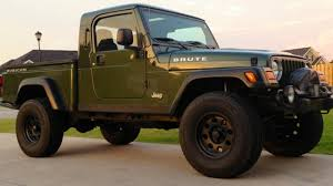 2018 jeep wrangler pickup brute buy this aev brute and the manliest chainsaw of them all jeeps