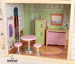 dollhouse kitchen furniture kidkraft majestic mansion doll house at growing tree toys