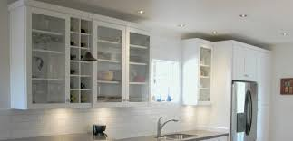 kitchen cabinet doors with glass panels how to add glass to kitchen cabinet doors glass doctor