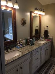 his and her bathroom beautiful his and hers charlotte bathroom remodel jpg