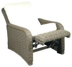 Reclining Patio Chair Reclining Garden Furniture Hydraz Club