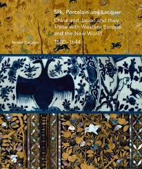 silk porcelain and lacquer china and japan and their trade with