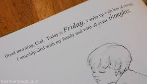 good morning god everyday discipleship heather haupt