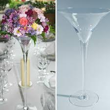 70cm Vase Large Martini Vase 70 Cmthe Artistic Glass Ltd