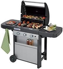 cuisine barbecue gaz cing gaz 3 series l gas barbecue amazon co uk garden