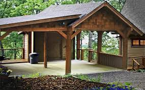 attached carport attached carport plans traditional atlanta with heating and cooling