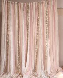 Pink And Teal Curtains Decorating Sparkle Backdrop Curtains Decorating Mellanie Design