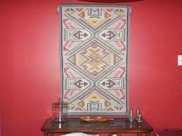 Antique Navajo Rugs For Sale Teec Coal Mine Raised Outline Navajo Rug 42 Morrison Navajo Rugs