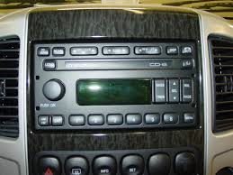 Putting An Aux Port In Your Car 2001 2007 Ford Escape And Mercury Mariner Car Audio Profile