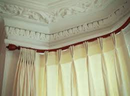Curtain Track Curved Best 25 Curved Curtain Pole Ideas On Pinterest Arched Windows