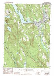 Stony Brook Map Norway Topographic Map Me Usgs Topo Quad 44070b5