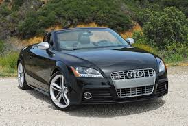 2009 audi tts roadster review test drive