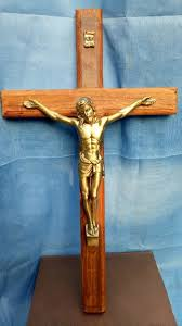 crucifix wall decor 32 cm large top christianism home decor jesus on cross the