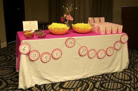 Centerpieces For Bridal Shower by How To Plan The Perfect Bridal Shower
