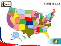 map usa states 50 states with cities list of 50 states of usa in alphabetical order with map general