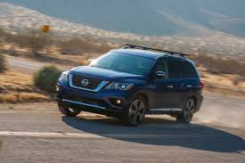 nissan armada 2017 blue 2017 nissan pathfinder seven things to know automobile magazine