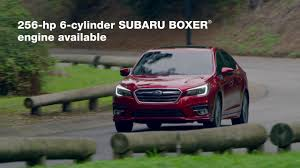 Subaru Legacy Redesign The Newly Redesigned 2018 Subaru Legacy Youtube