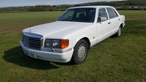 lot 110 u2013 mercedes 420 sel w126 1986 essex classic car auctions