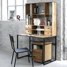 idee de bureau bureau type industriel bureau style industriel loft conforama bureau