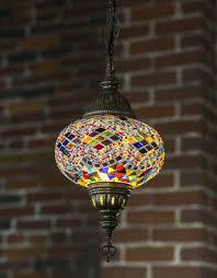 Mosaic Pendant Lighting by Meyra Meyrallc Twitter