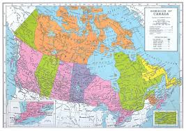 Map Of Canada Showing Calgary by Download Map Of Canada Provinces And Cities Major Tourist