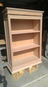 Pine Bookshelf Woodworking Plans by 29 Best Bookshelves Images On Pinterest Woodwork Home And Wood