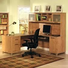 bureau d angle bois massif bureau d angle bois bureau dangle informatique en bois massif