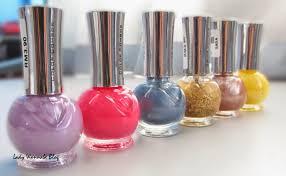 lady wannabe blog color combos nail polishes