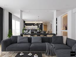 Modern Minimalism Two Modern Minimalist Apartments With Subtle Luxurious Details