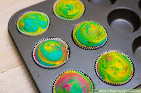 how to make tie dye cupcakes 12 steps with pictures wikihow