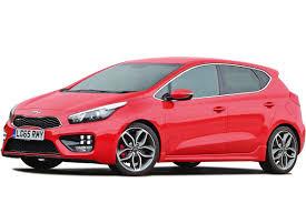 kia kia cee u0027d gt hatchback review carbuyer