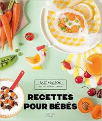 3 recette cuisine recettes pour bébés 0 3 ans cubes petits pois